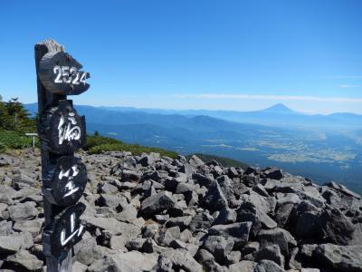 1.網笠 山頂より富士を望む.JPG